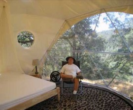 Domes Tent Cabins