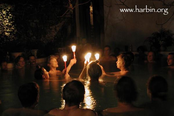 Warm Pool Ceremony